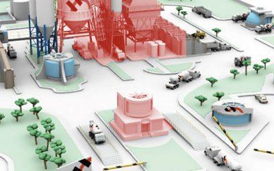 Operación de plantas de concreto premezclado